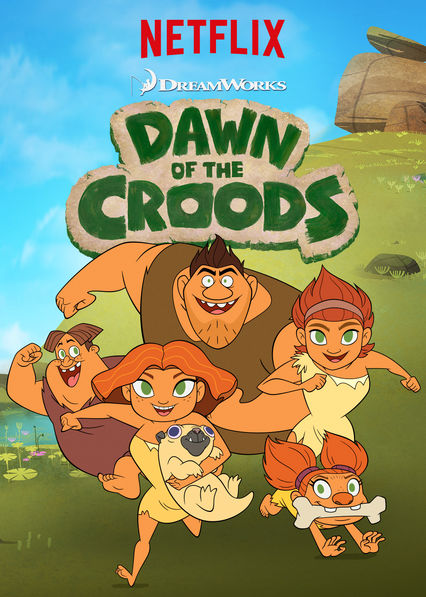 Dawn of the Croods Netflix ES (España)