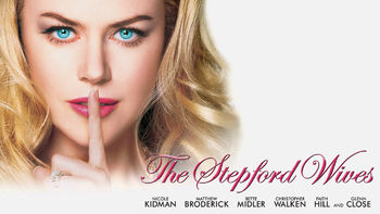 Netflix box art for The Stepford Wives