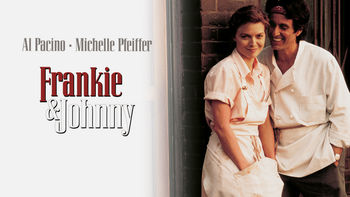 Netflix box art for Frankie and Johnny