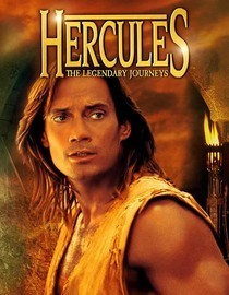 Hercules: The Legendary Journeys: Season 1: As Darkness Falls