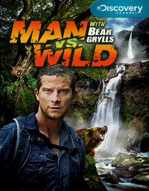 Man vs. Wild: Collection 6: Borneo Jungle