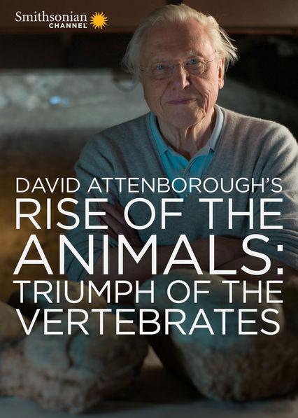 David Attenborough's Rise of the Animals: Triumph of the Vertebrates Netflix US (United States)