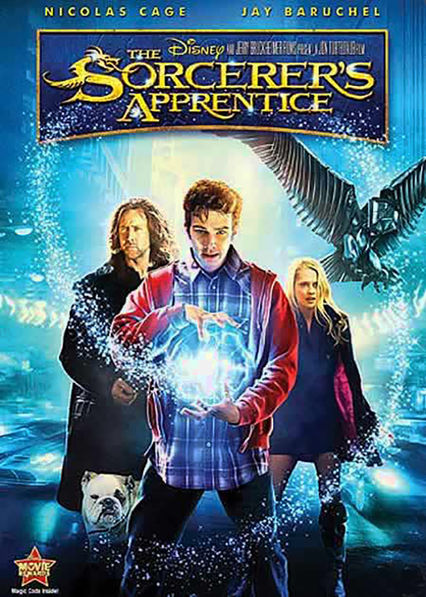 The Sorcerer's Apprentice Netflix AW (Aruba)