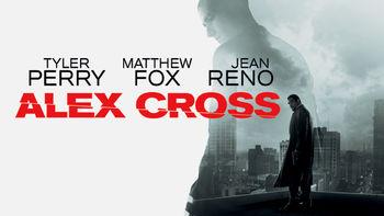 Netflix box art for Alex Cross