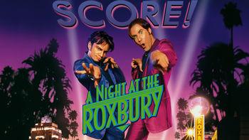 Netflix box art for A Night at the Roxbury
