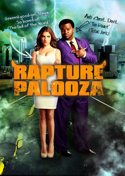 Rapture-Palooza Netflix AR (Argentina)