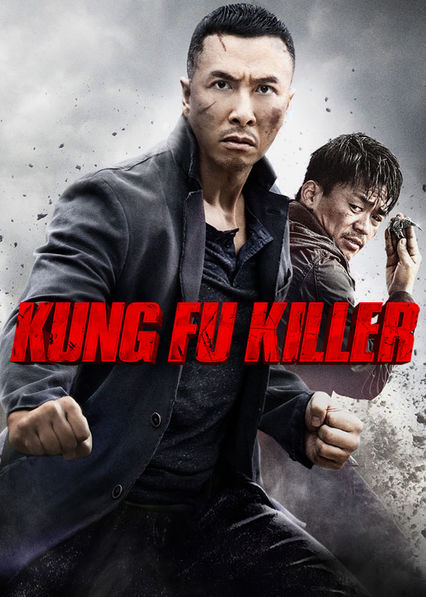 Kung Fu Killer Netflix AR (Argentina)