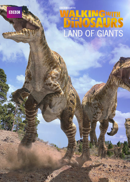 Walking with Dinosaurs: Land of the Giants Netflix AR (Argentina)