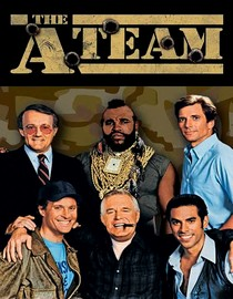 The A-Team: Season 3: The Bend in the River: Part 1
