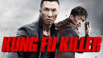 Netflix box art for Kung Fu Killer