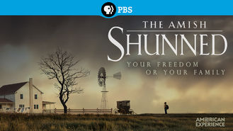Netflix box art for American Experience: The Amish: Shunned