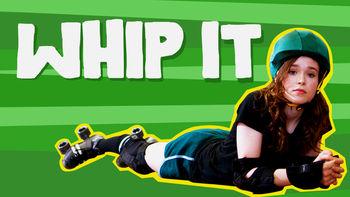Netflix box art for Whip It