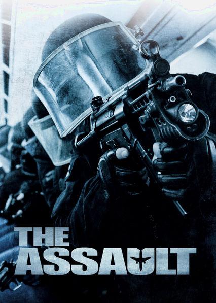 The Assault Netflix BR (Brazil)