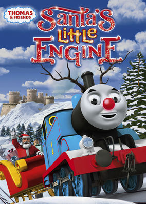 Thomas & Friends: Santa's Little Engine