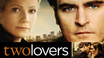 Netflix box art for Two Lovers