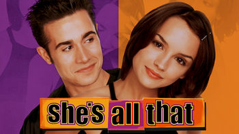 Netflix box art for She's All That