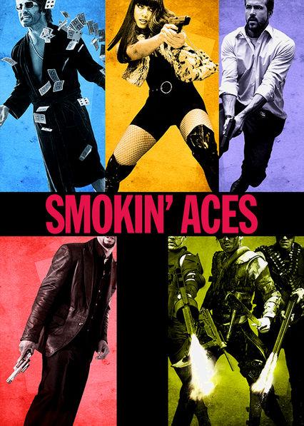 Smokin' Aces Netflix AU (Australia)