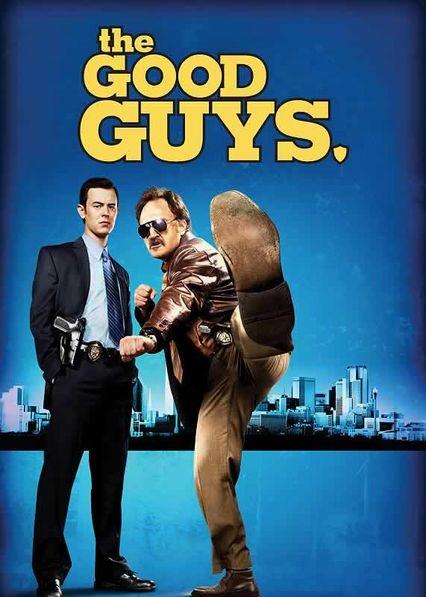The Good Guys Netflix AR (Argentina)