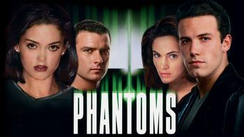 Netflix box art for Phantoms