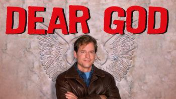 Netflix box art for Dear God