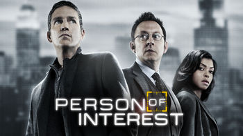 Netflix box art for Person of Interest - Season 1