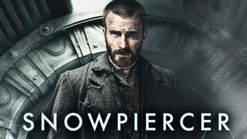 Netflix Box Art for Snowpiercer