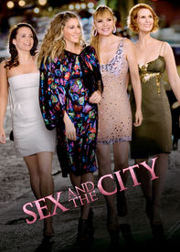 Sex and the City: The Movie Netflix BR (Brazil)