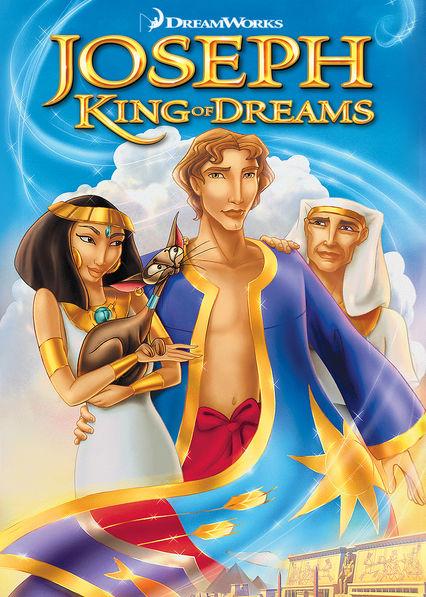 Joseph: King of Dreams Netflix BR (Brazil)