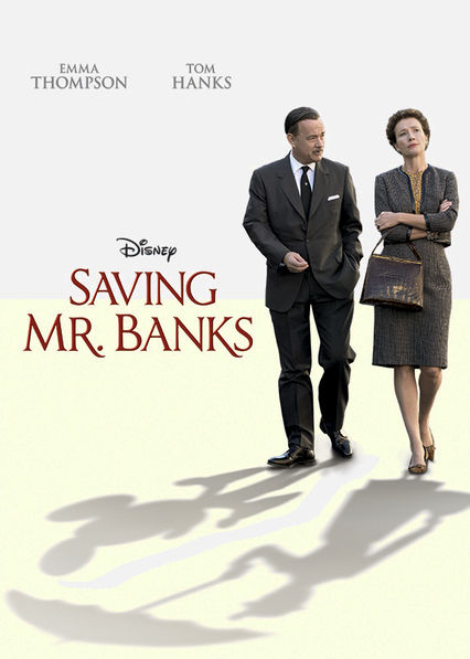 Saving Mr. Banks Netflix BR (Brazil)