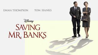 Netflix box art for Saving Mr. Banks