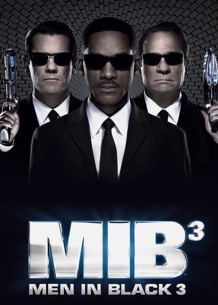 Men in Black 3 Netflix BR (Brazil)