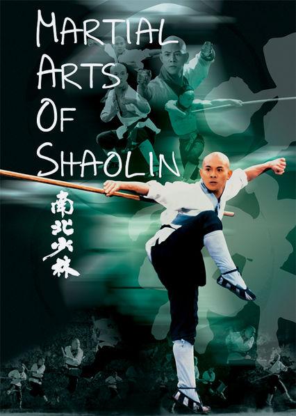 Martial Arts of Shaolin Netflix AR (Argentina)