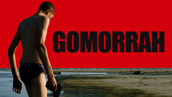 Netflix box art for Gomorrah