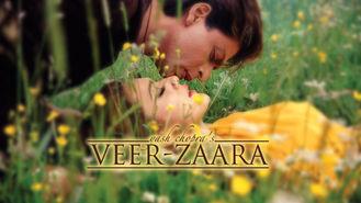 Netflix box art for Veer-Zaara
