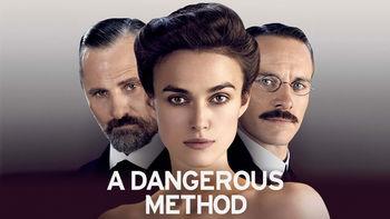 Netflix box art for A Dangerous Method