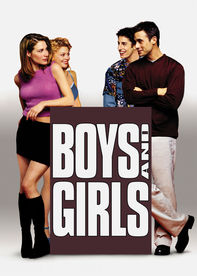 Boys and Girls Netflix EC (Ecuador)