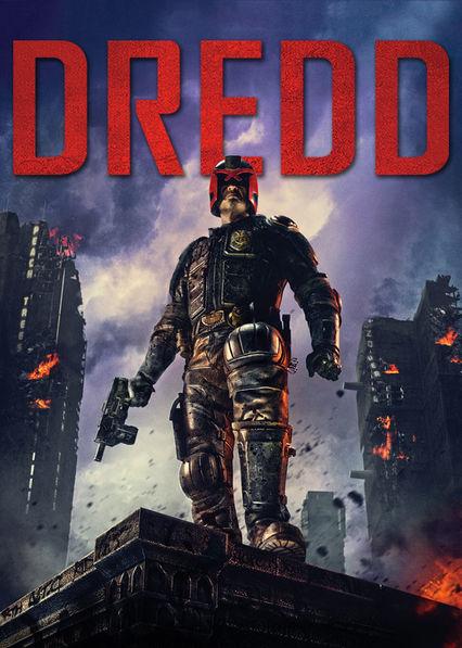 Dredd Netflix AR (Argentina)