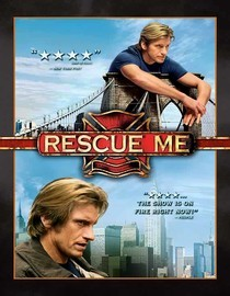 Rescue Me: Season 1: Leaving