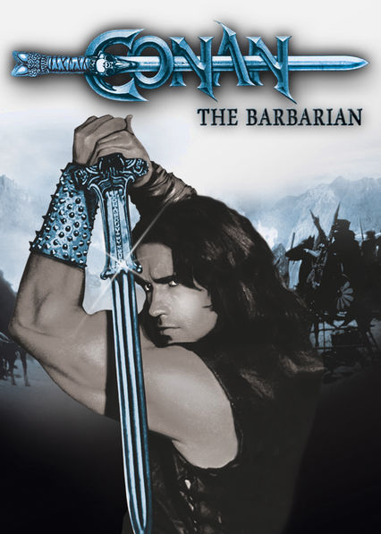 Conan the Barbarian Netflix ES (España)