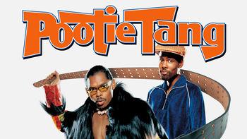 Netflix box art for Pootie Tang