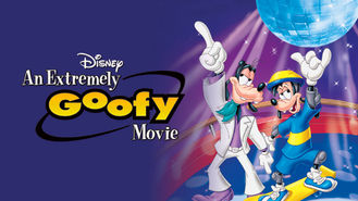 Netflix box art for An Extremely Goofy Movie
