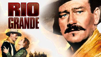Netflix box art for Rio Grande