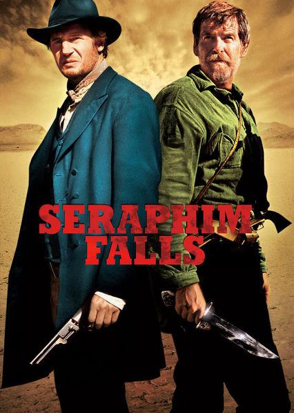 Seraphim Falls Netflix BR (Brazil)