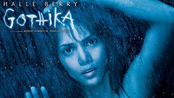 Netflix box art for Gothika