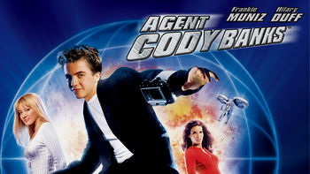 Netflix box art for Agent Cody Banks