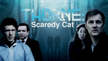 Netflix box art for Thorne: Scaredy Cat