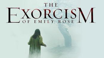 Netflix box art for The Exorcism of Emily Rose