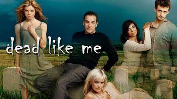 Netflix box art for Dead Like Me - Season 2