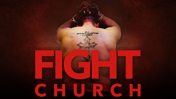 Netflix Box Art for Fight Church
