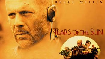 Netflix box art for Tears of the Sun